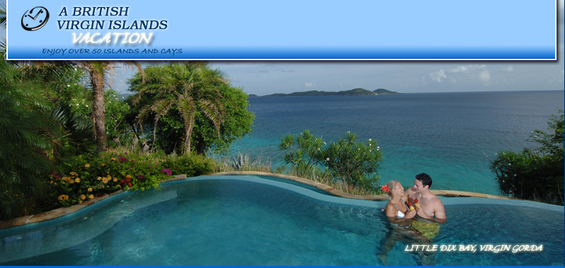 Islands of the British Virgin Islands