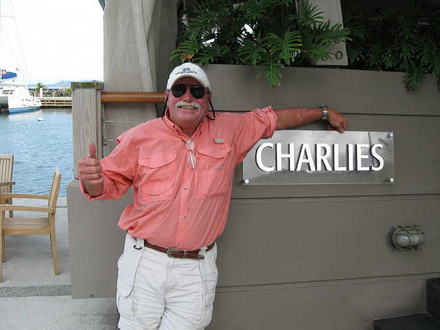 Charlies Restaurant bvi