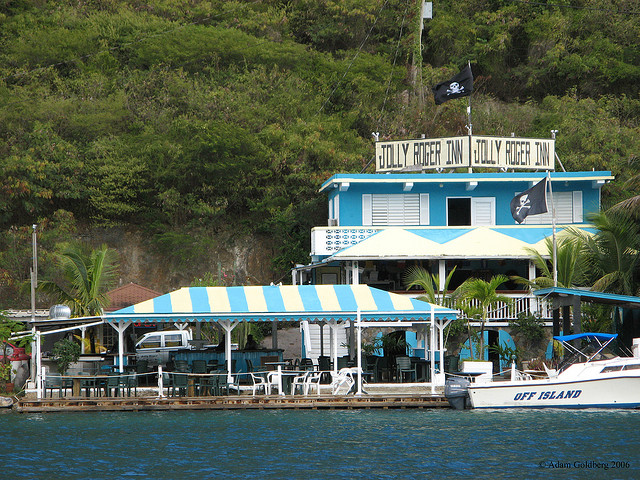Jolly Roger Inn - BVI